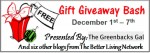 Gift Giveaway Bash