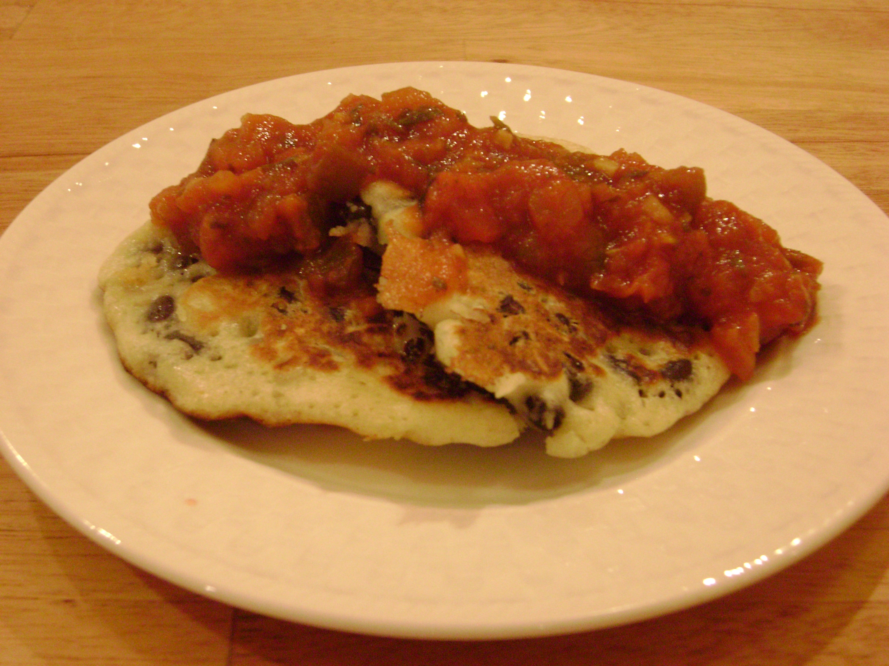Meatless Monday: Spicy Black Bean Cakes - The Greenbacks Gal