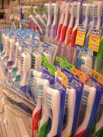 Ten Ways to Reuse Toothbrushes