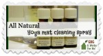 Spring Cleaning: A DIY Yoga Mat Cleaning Spray