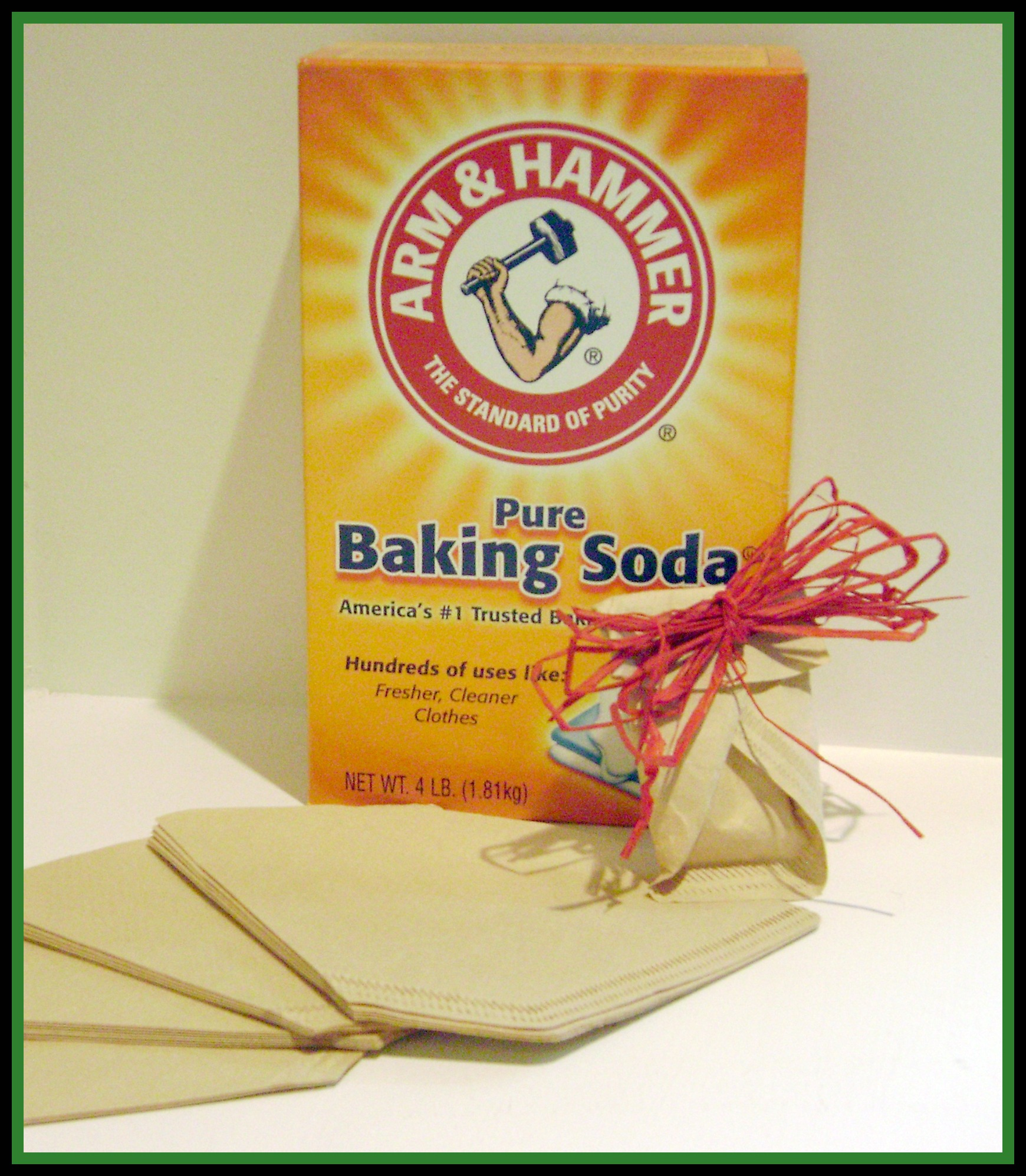 Spring Cleaning: DIY Coffee Filter Shoe Deodorizers - The