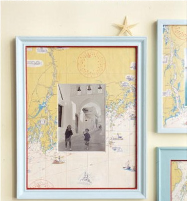Map Matting for Photos