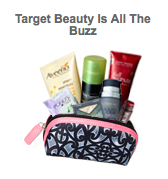 Target Beauty Bag Sampler