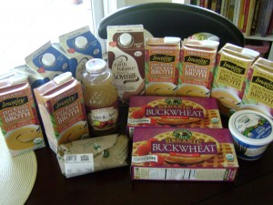 Whole Foods Coupon Shopping Trip