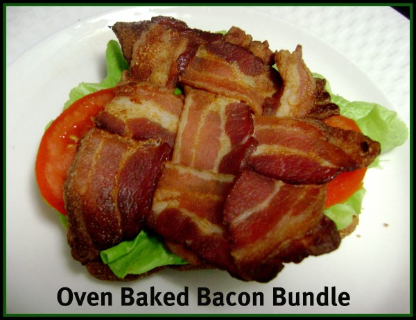 Oven Baked Bacon Bundle