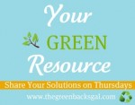 Your Green Resource: Week 50