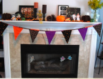 Inspiring Autumn: Bunting Tutorial and Giveaway