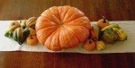 Welcome Fall with Edible Decorations