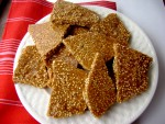 Homemade Birdseed Brittle