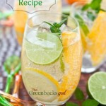 Citrus Water Recipe