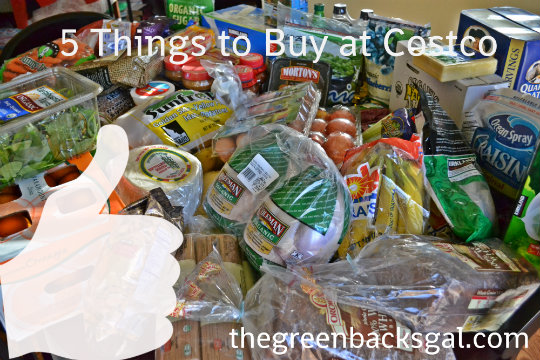 5 Things to Buy at Costco