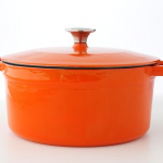 Cast Iron Enamel Pot