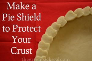 Make a Pie Shield