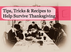 Tips to Survive Thanksgiving