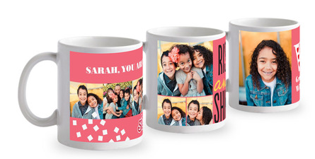 Tiny Prints photo mugs