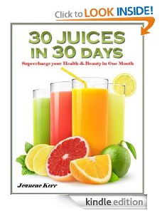 30 Juices in 30 Days