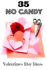 35 No Candy Valentine's Day Ideas