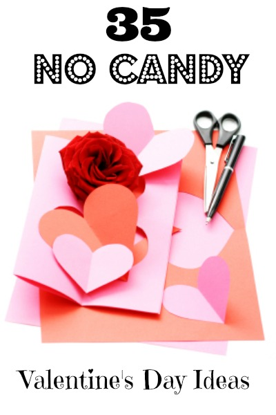 Ideas for Valentines that don't include candy