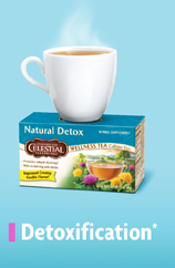Celestial Seasoning Wellness Tea