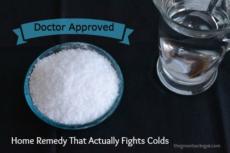 Doctor Approved Home Remedy That Actually Fights Colds