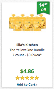 Ella's Kitchen at Alice.com