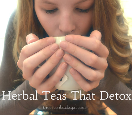 Herbal Teas That Detox