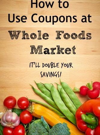 How to Stack Whole Foods Market Coupons