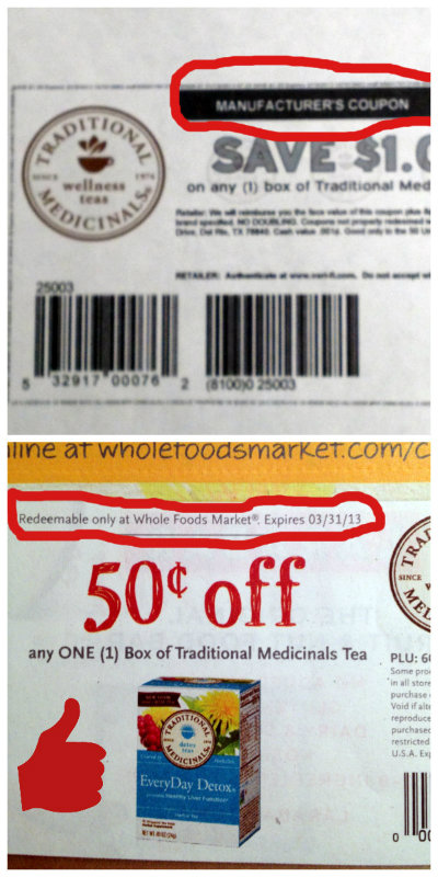Stack Whole Foods Market Coupons