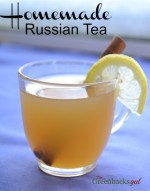 Homemade Russian Tea Recipe {Hold the Powdered Mix!}