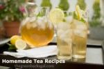 Homemade Tea Recipes | Family Favorites
