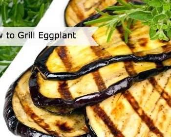 Grilling Eggplant: A Quick and Healthy Side Dish