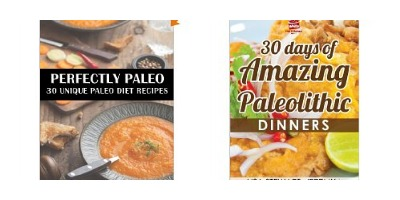 Paleo FREE Cookbooks