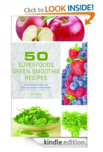 50 Superfoods Green Smoothie Recipes