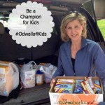 Everyone Can Be a Champion for Kids #Odwalla4Kids