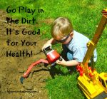 Play in the Dirt: Raising Healthy Families