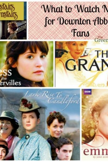 What to Watch for Downton Abbey Fans