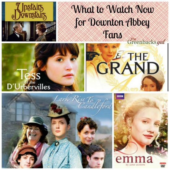 What to Watch Downton Abbey