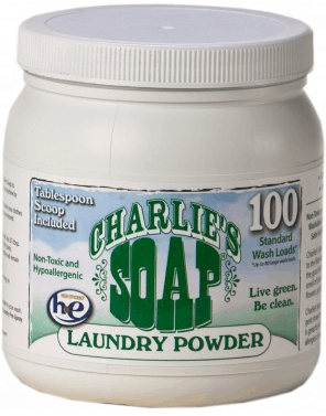 100 Loads of Charlie's Soap for Just $0.13/load!