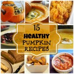 15 Healthy Pumpkin Recipes