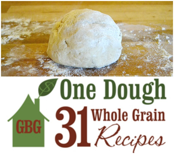 One Dough, 31 Whole Grain Recipes