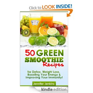 50 Green Smoothie Recipes