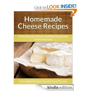 Homemade Cheese Recipes