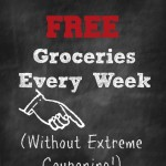 How to Get Free Groceries