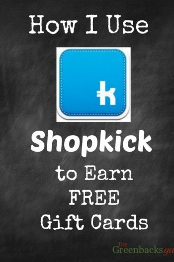 How to Use Shopkick to Get FREE Gift Cards!
