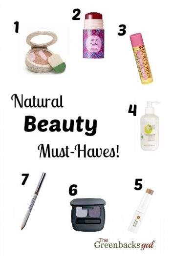 All Natural Makeup Brands List: Natural Beauty Must-Haves