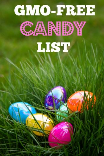 GMO Free Candy List for Easter