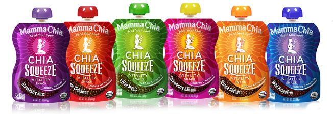 Mama Chia Squeeze