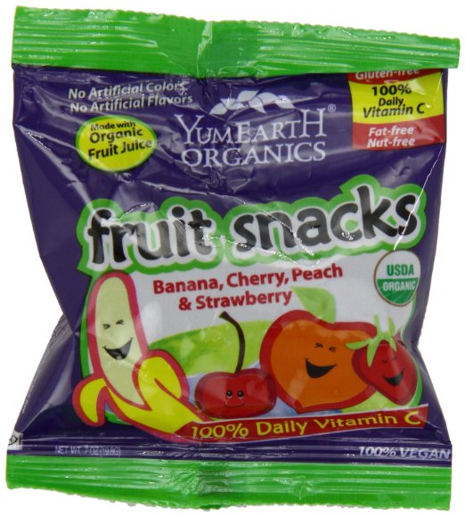 Yum Earth Fruit Snacks