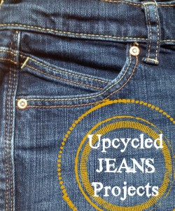 Upcycled Jeans Projects