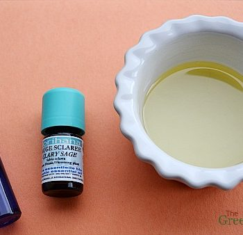 Clary Sage Essential Oil: Cramp Relief without Medication